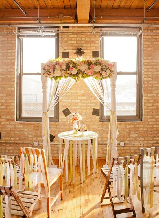 Adornos para boda 35 fotos e ideas caseras novias y bodas for Adornos para bodas con plantas