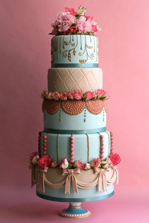 Matrimonio Rustico Rustico : Pasteles de boda fotos y tendencias