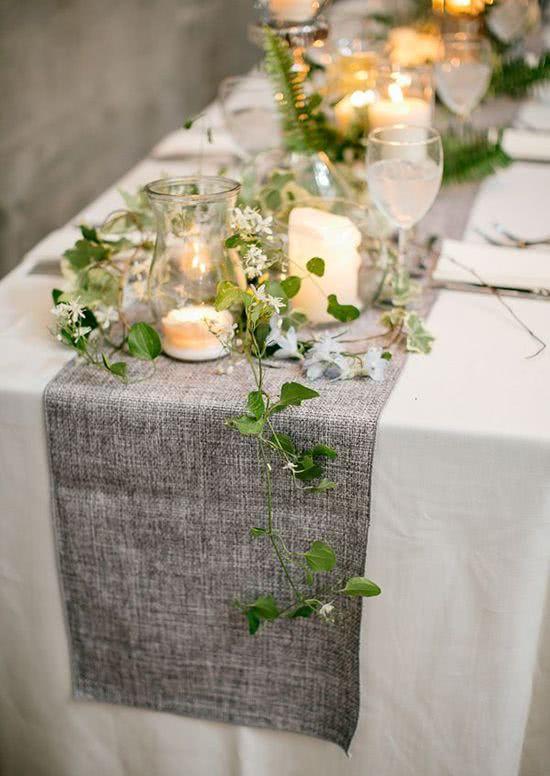 Adornos para boda 35 fotos e ideas caseras novias y bodas for Decorar jarrones con velas