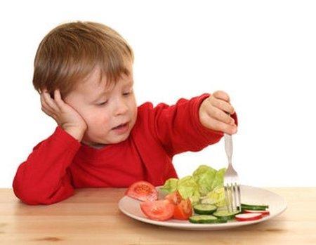 Alimentación sana y equilibrada para niños