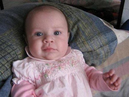 Bebés de 5 meses