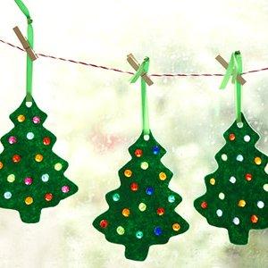 Manualidades para navidad para ni os 12 ideas f ciles y for Manualidades de navidad para ninos