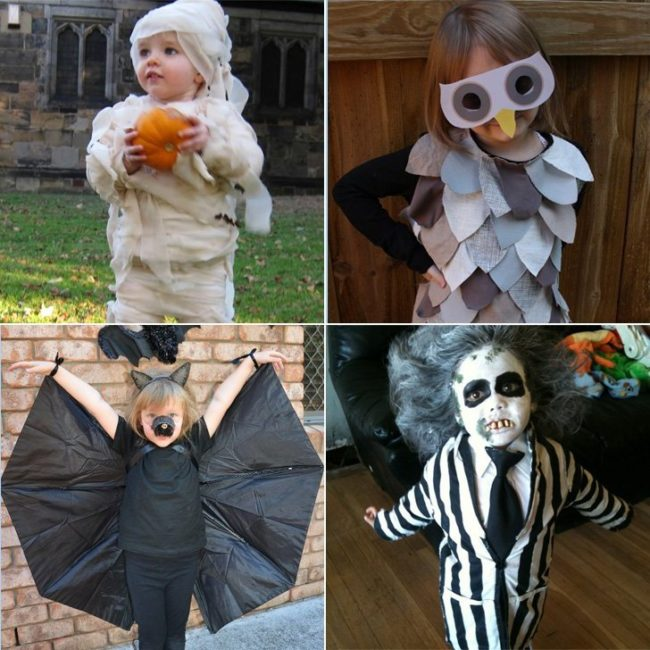 Ideas Para Halloween 2020 Disfraces de Halloween para niños 2020 60 ideas bonitas y fáciles