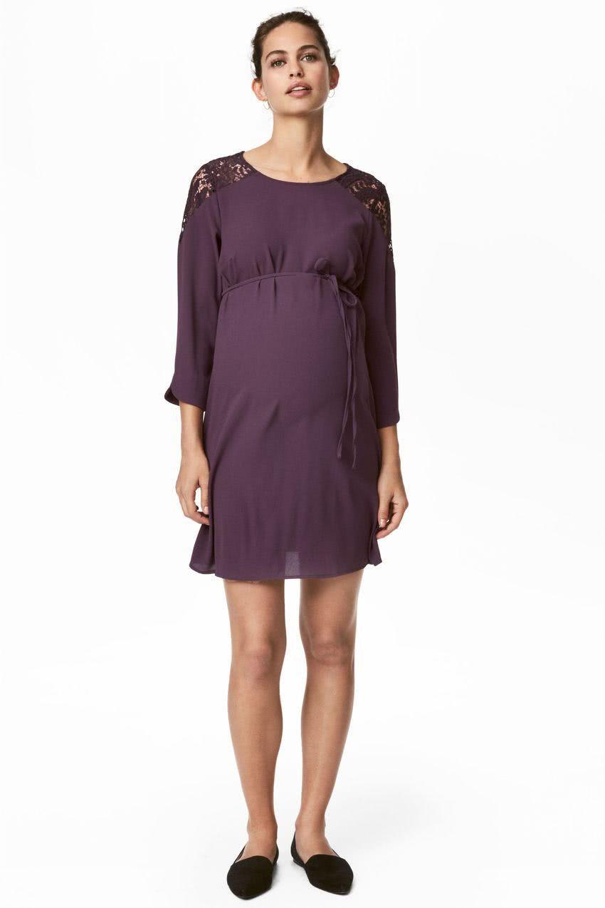 Vestidos de fiesta para embarazadas 2018 | Nuestros Hijos
