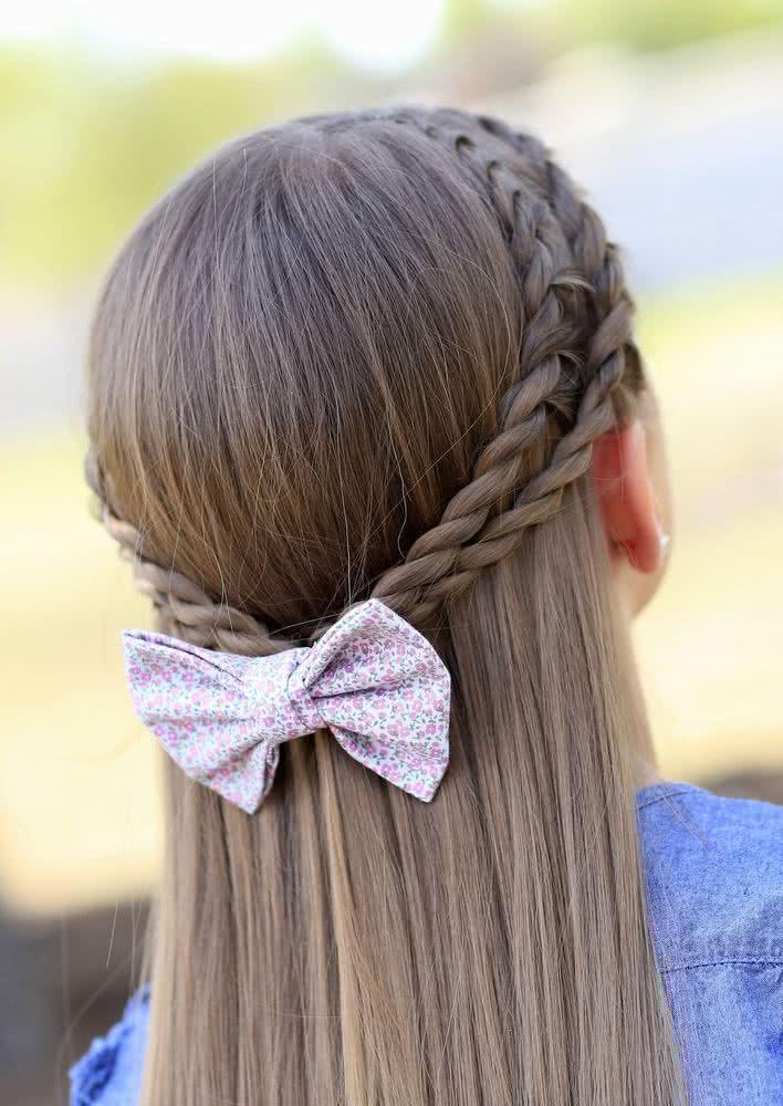Sensacional peinados niñas Imagen De Consejos De Color De Pelo - Peinados para niñas de fiesta, ceremonia o bodas 70 fotos ...