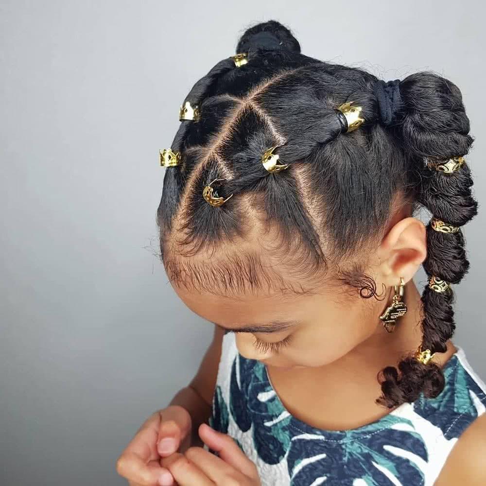 Lluvia de ideas peinados con gomitas Colección de cortes de pelo estilo - Bonitos Peinados Con Gomitas Para Adolescentes