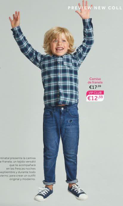 db561a7a0 ... la moda para los preescolares y los que ya van al colegio. Bonitos  estilos y colores en todas las prendas que se necesitan para sortear el  rigor de la ...