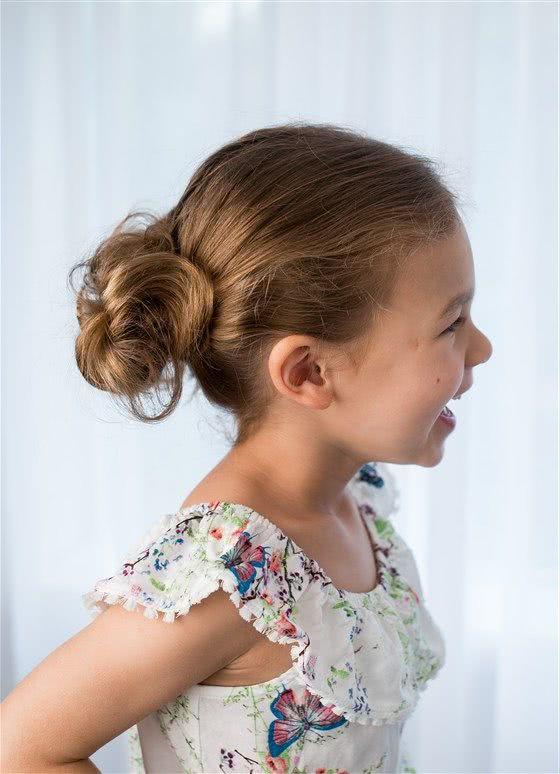 7 Peinados Fáciles Para Niñas Nuestros Hijos