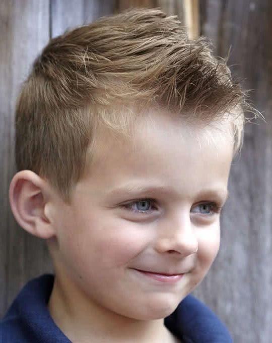 Corte de pelo para infantil