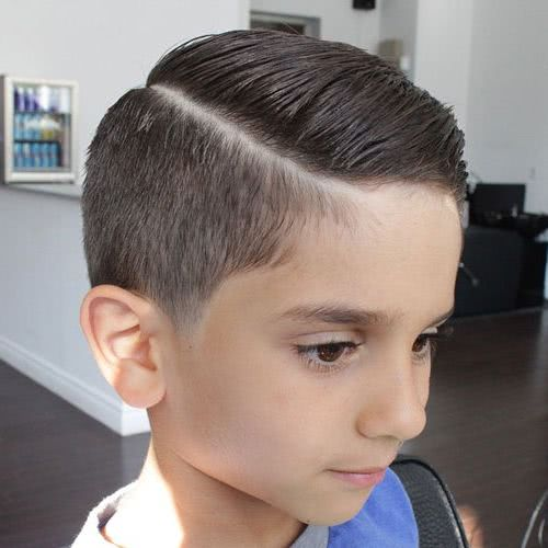 cortes de cabello para hombres 2018 ninos