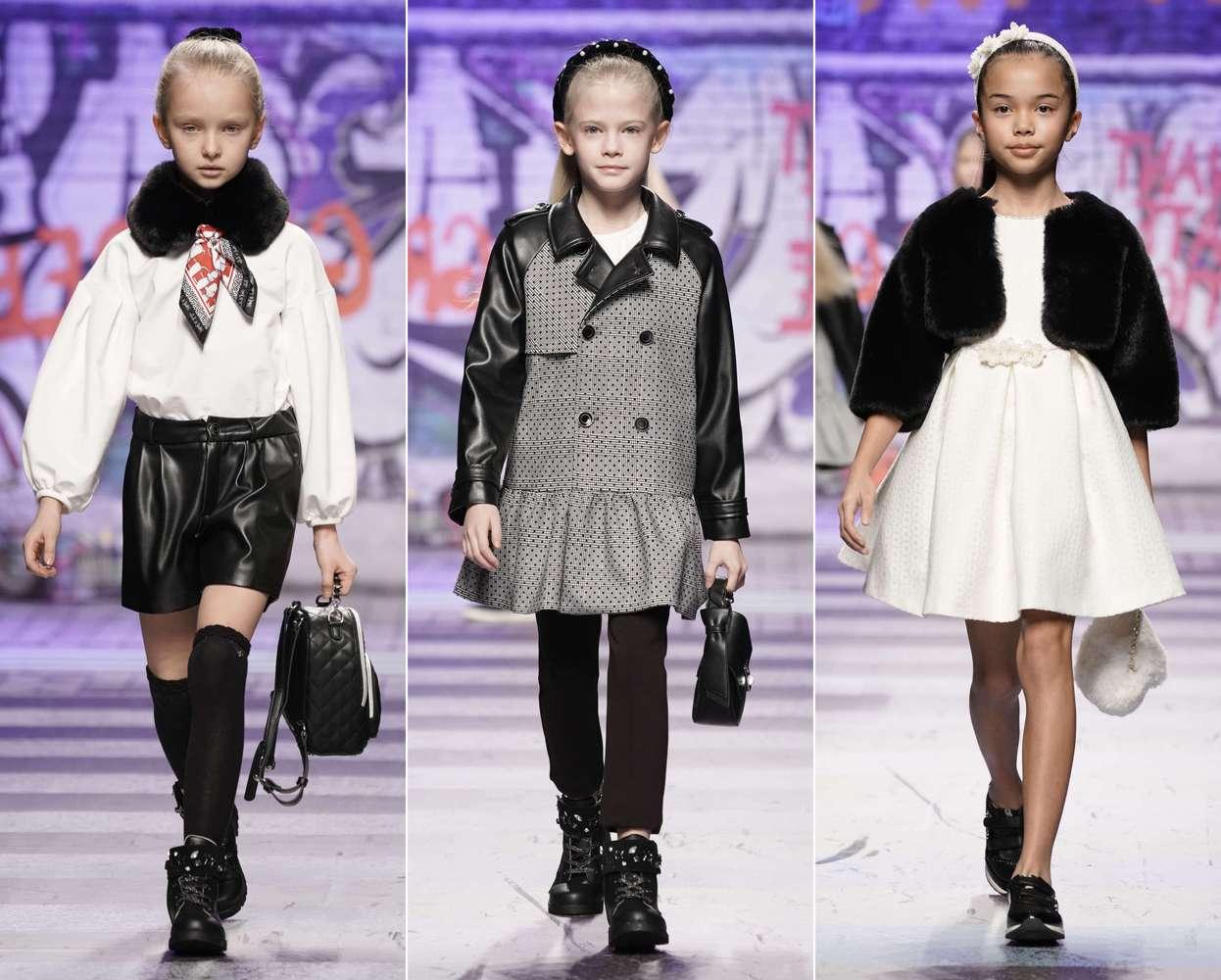 Moda Infantil Otono Invierno 2021 Colecciones Destacadas