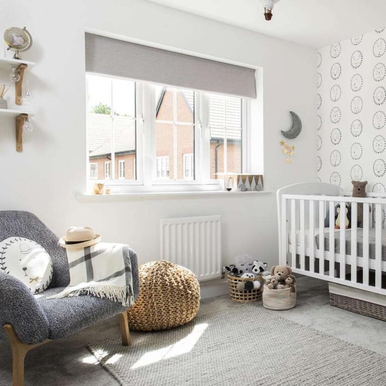 Dormitorios de bebés