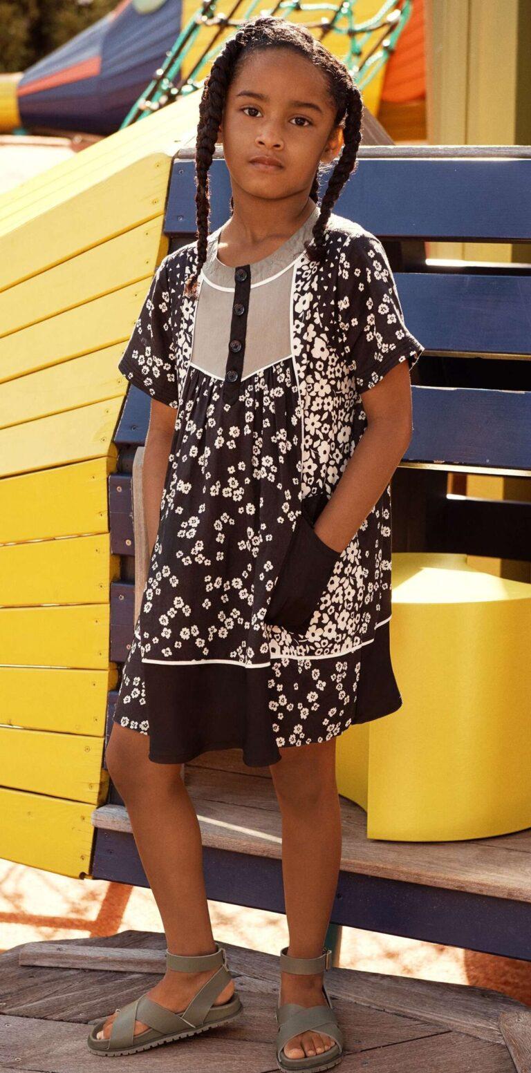Vestidos Zara para niñas