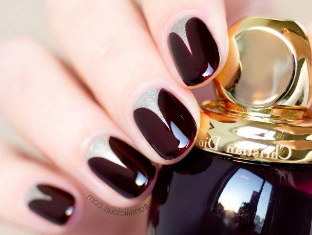 Diseños y decoración para uñas cortas