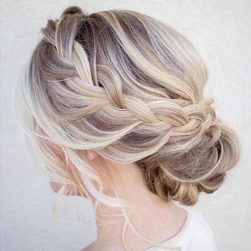 Peinados de fiesta elegantes recogidos
