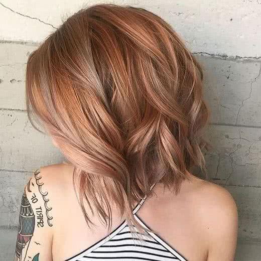 Tipos de cortes en cabello corto