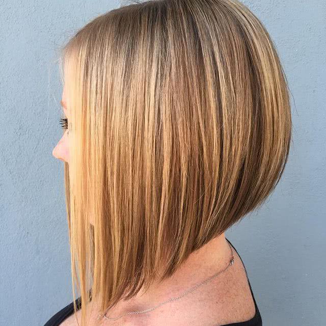 Corte de pelo mas corto atras
