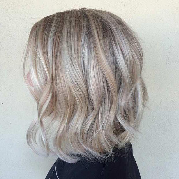 Corte de pelo capas de igual longitud