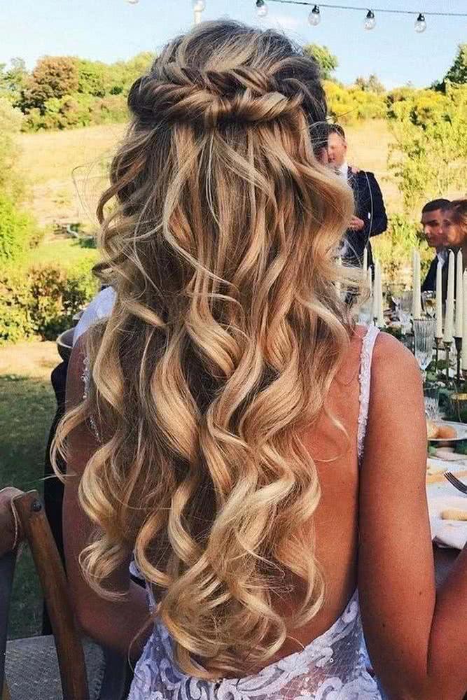 Imagen perfecta peinados fiesta Colección de estilo de color de pelo - Peinados de fiesta 2021 tendencias y + de 100 fotos