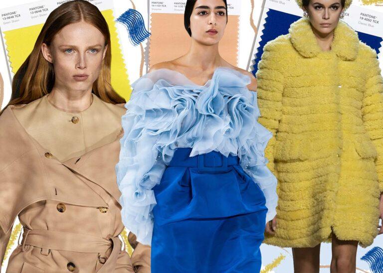 Colores de moda otoño invierno