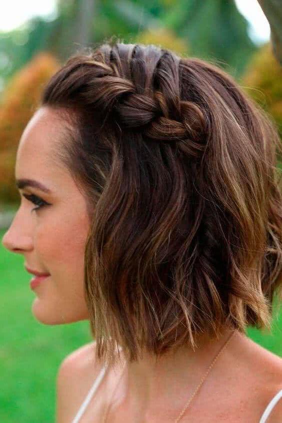 Peinados para cabello corto 2020 tendencias e ideas bonitas