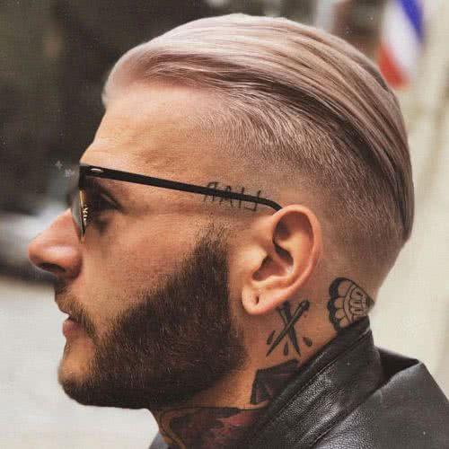Cortes cabello lacio hombre 2020